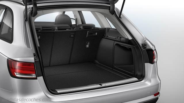 Medidas Audi A4 Avant 2016 Maletero E Interior