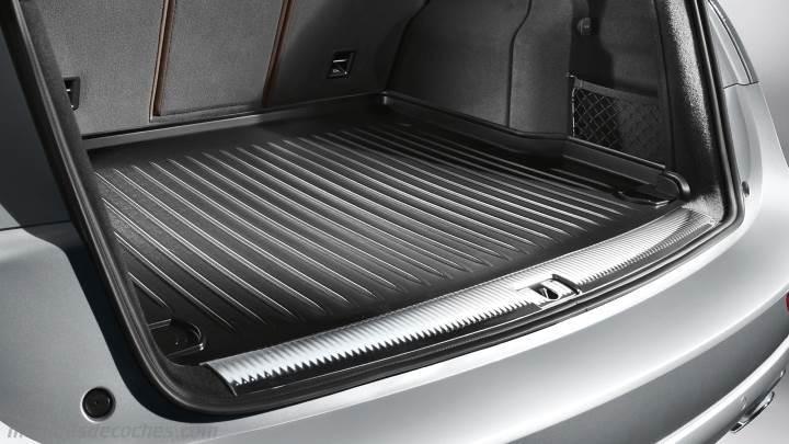 Medidas Audi Q5 2012 Maletero E Interior