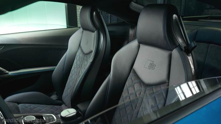 Interior Audi TT Coupé 2019