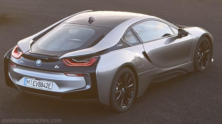 Medidas Bmw I8 Coupe 2018 Maletero E Interior