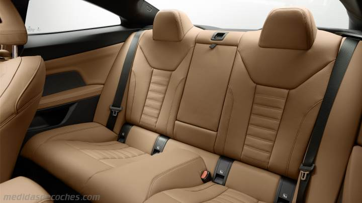 Interior BMW Serie 4 Coupé 2020