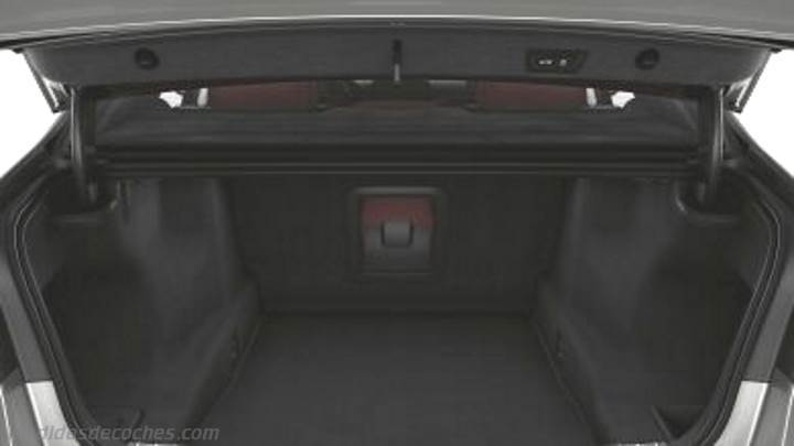 Medidas bmw serie 7 2015 maletero e interior for Bmw serie 7 interieur