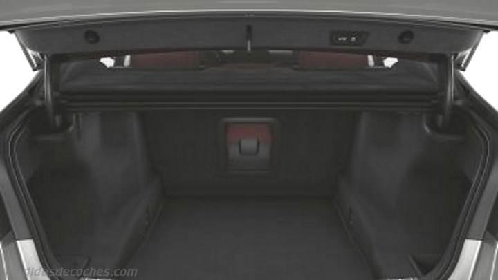 medidas bmw serie 7 2015 maletero e interior. Black Bedroom Furniture Sets. Home Design Ideas