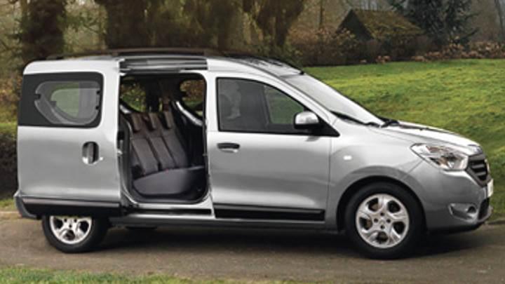 Medidas Dacia Dokker 2013 Maletero E Interior