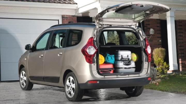 Medidas Dacia Lodgy 2012 Maletero E Interior