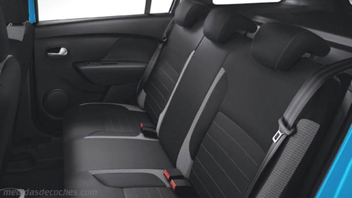 Medidas Dacia Logan Mcv Stepway 2017 Maletero E Interior