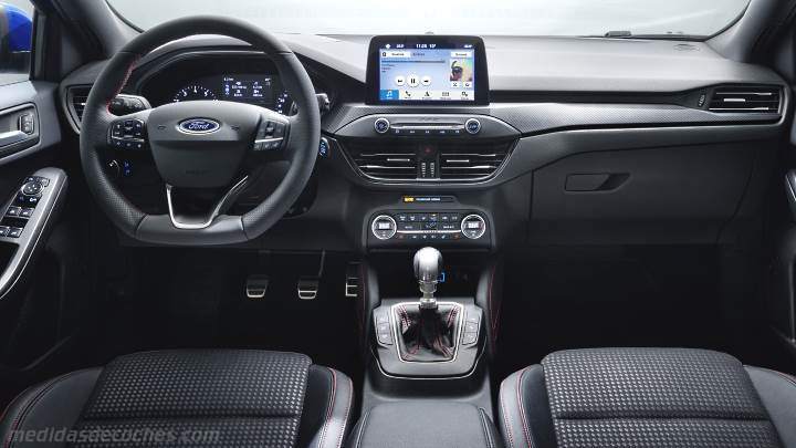Medidas Ford Focus 2018 Maletero E Interior
