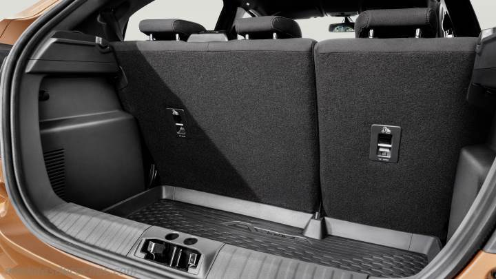 New Mercedes Suv >> Medidas Ford Ka+ Active 2018, maletero e interior