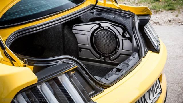 Medidas Ford Mustang 2015 Maletero E Interior