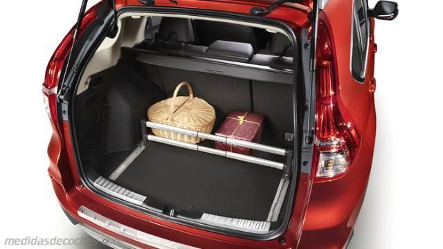 Medidas Honda Cr V 2015 Maletero E Interior
