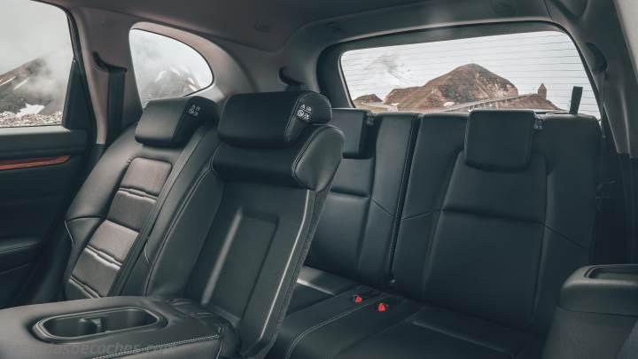 Medidas Honda Cr V 2018 Maletero E Interior