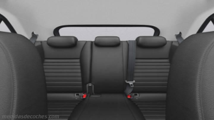 Medidas hyundai i20 active 2016 maletero e interior for Interieur hyundai i20