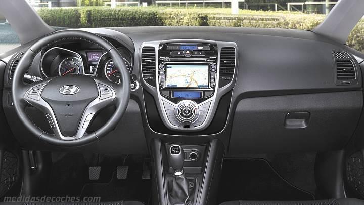 Medidas Hyundai Ix20 2016 Maletero E Interior