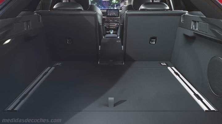 Medidas Kia Proceed 2019 Maletero E Interior