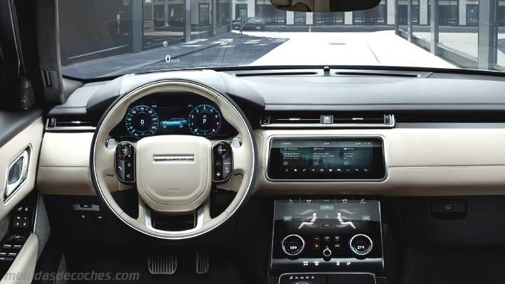Medidas Land Rover Range Rover Velar 2017 Maletero E Interior
