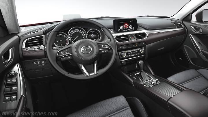 Medidas Mazda 6 Wagon 2017 Maletero E Interior