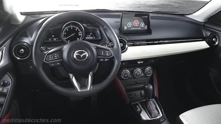 Medidas Mazda Cx 3 2015 Maletero E Interior