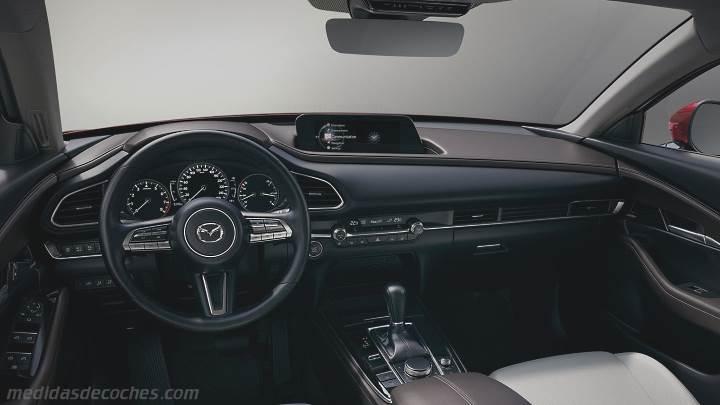 Medidas Mazda Cx 30 2020 Maletero E Interior