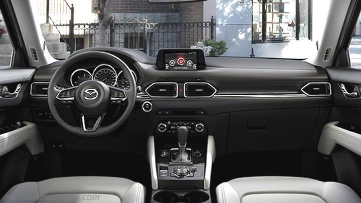 Medidas Mazda Cx 5 Y Maletero