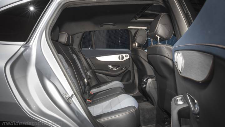 Interior Mercedes-Benz EQC 2019