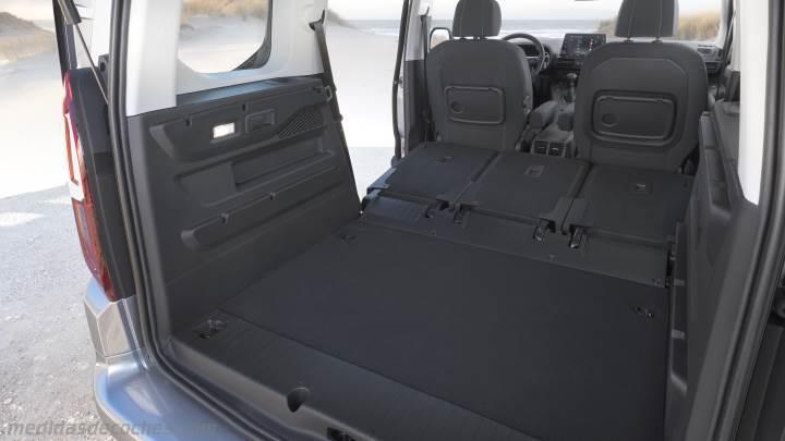 Medidas Opel Combo Life 2018 Maletero E Interior