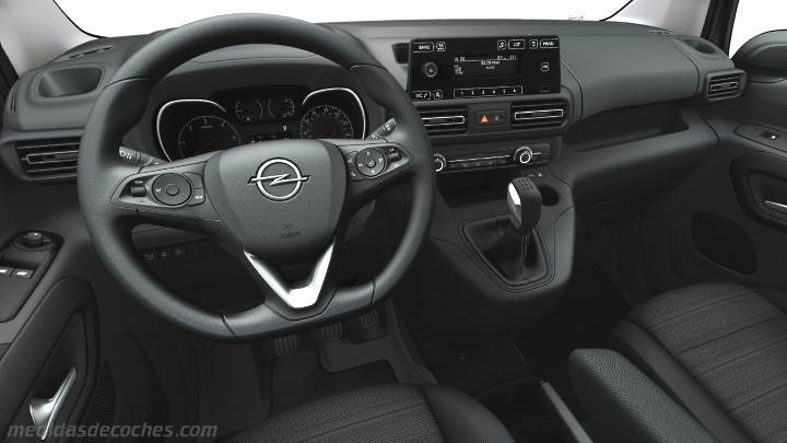 Medidas Opel Combo Life L2 2018 Maletero E Interior
