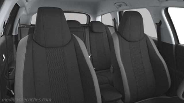 Medidas Peugeot 308 Sw 2014 Maletero E Interior