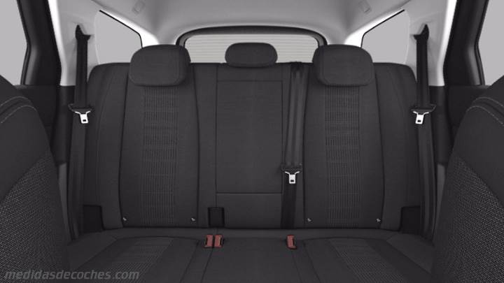 medidas peugeot 308 sw 2017 maletero e interior. Black Bedroom Furniture Sets. Home Design Ideas