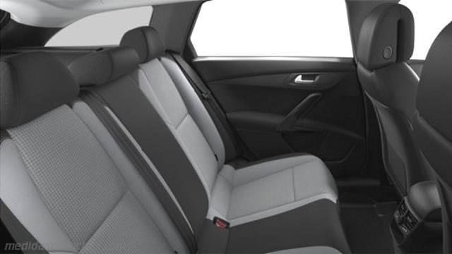 Medidas peugeot 508 sw 2015 maletero e interior - Interior peugeot 508 ...
