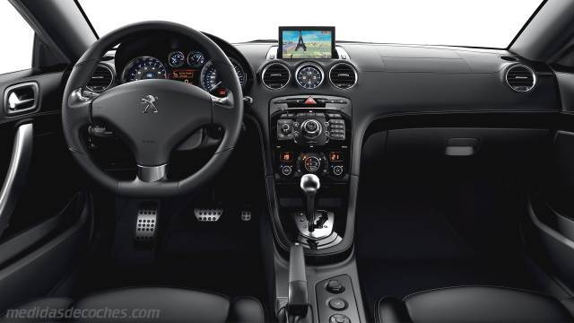 Medidas Peugeot Rcz 2013 Maletero E Interior
