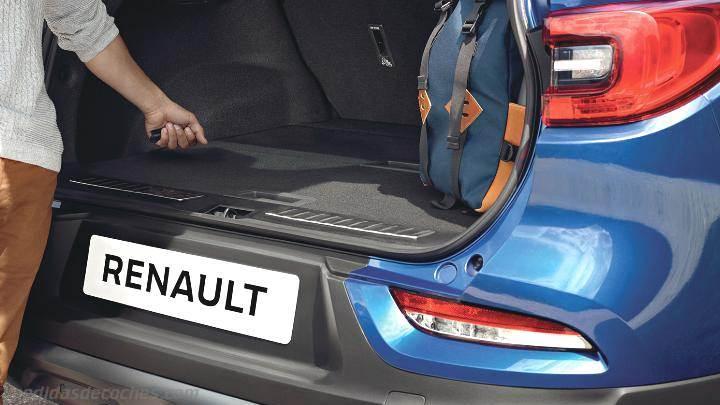 Medidas Renault Kadjar 2019 Maletero E Interior