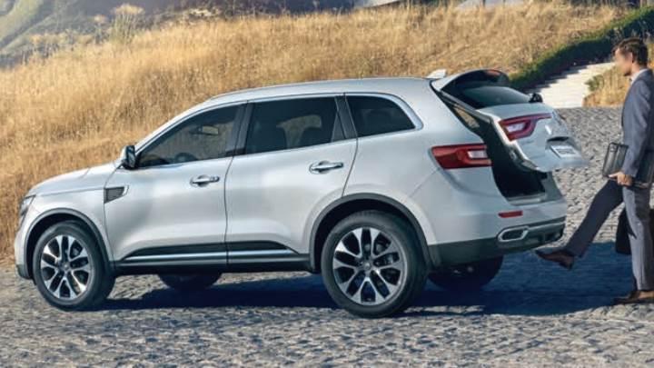 Medidas Renault Koleos 2017 Maletero E Interior