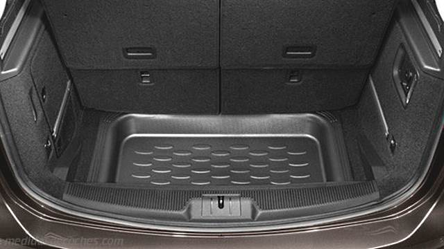 Medidas seat alhambra 2015 maletero e interior - Dimensiones seat ...