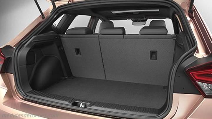 Medidas seat ibiza 2017 maletero e interior - Dimensiones seat ...