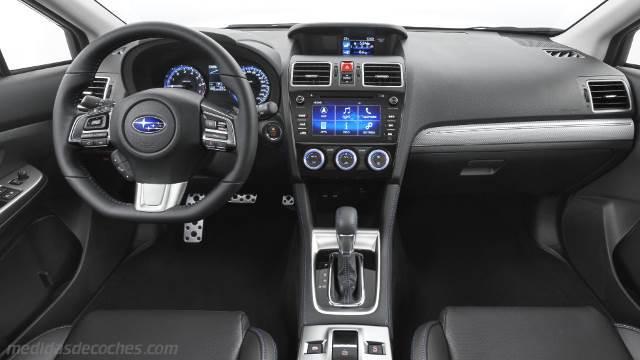 Medidas Subaru Levorg 2016 Maletero E Interior