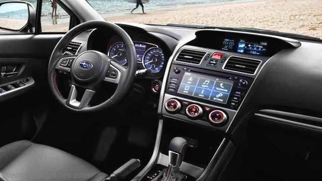 Salpicadero Subaru XV 2016 Zoom