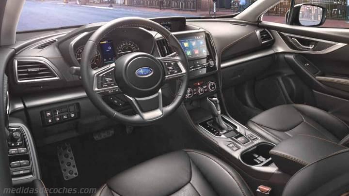 Medidas Subaru Xv 2018 Maletero E Interior