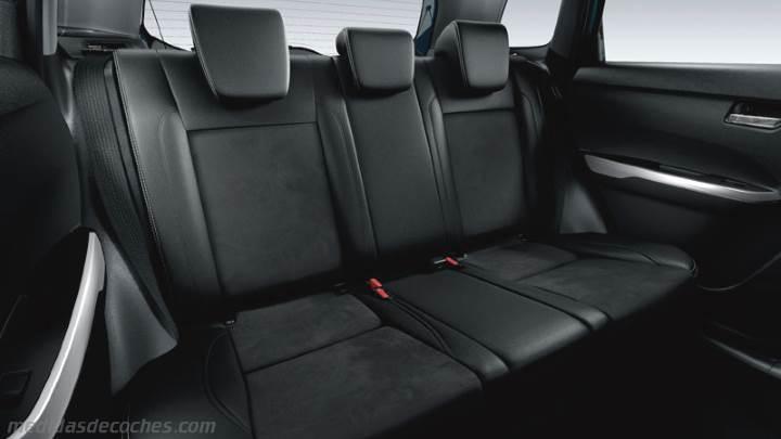 Medidas Suzuki Vitara 2015, maletero e interior