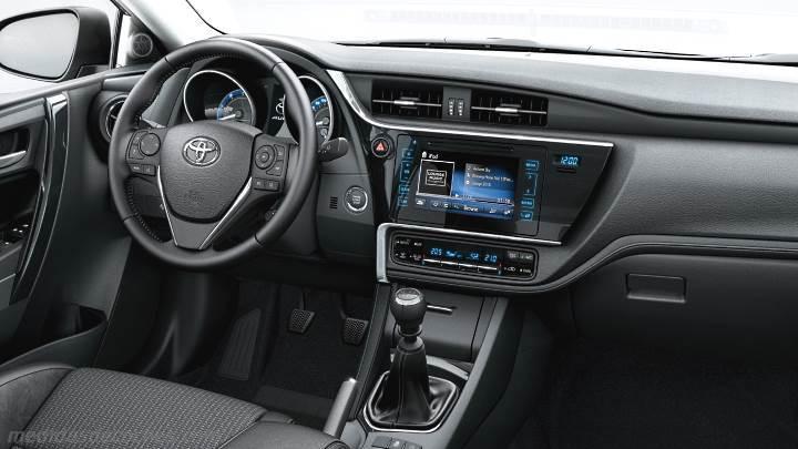 Medidas Toyota Auris Touring Sports 2015, maletero e interior