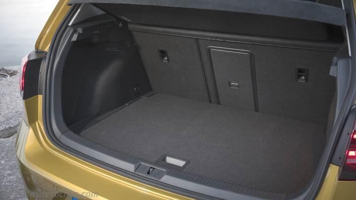 Medidas Volkswagen Golf 2017 Maletero E Interior