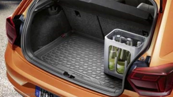 medidas volkswagen polo 2017 maletero e interior. Black Bedroom Furniture Sets. Home Design Ideas