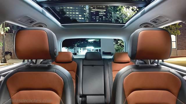 Medidas volkswagen tiguan 2016 maletero e interior - Volkswagen tiguan interior ...