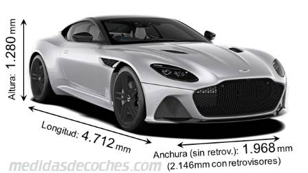 Aston-Martin DBS Superleggera 2019