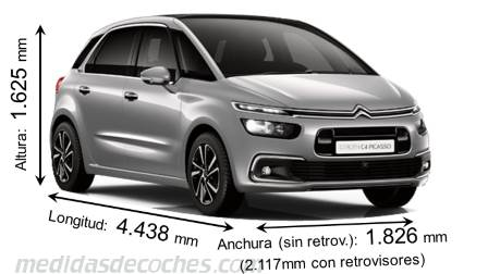 Citroen C4 SpaceTourer 2018