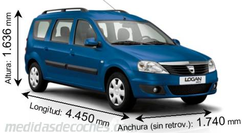 Dacia Logan Break - A�o 2009