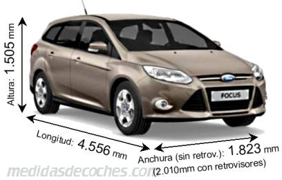 Ford Focus SportBreak