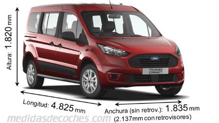 Ford Grand Tourneo Connect 2018