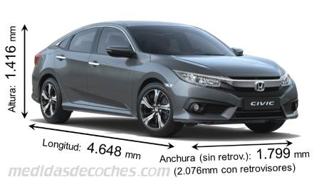Honda Civic 4p 2017