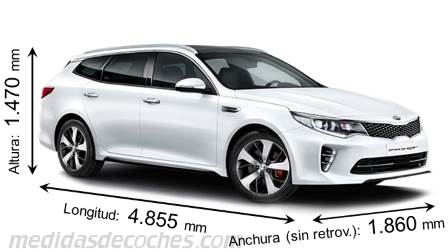 Kia Optima Sportswagon 2016