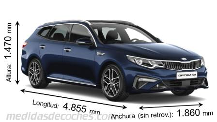 Kia Optima Sportswagon 2018
